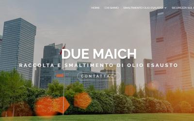 È online il nuovo sito di Due Maich Servizi S.r.l.